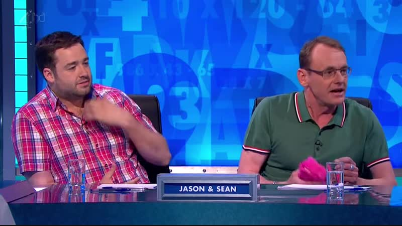 8 out of 10 Cats does Countdown S02E01 (26.07.2013)