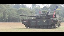 PT Pindad Indonesia 105mm Modern Medium Weight Tank Live Firing Tests 720p