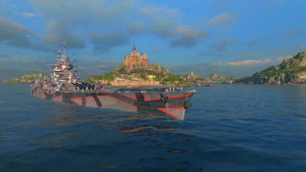 World of Warships. Как это работает: Стрельба и Баллистика