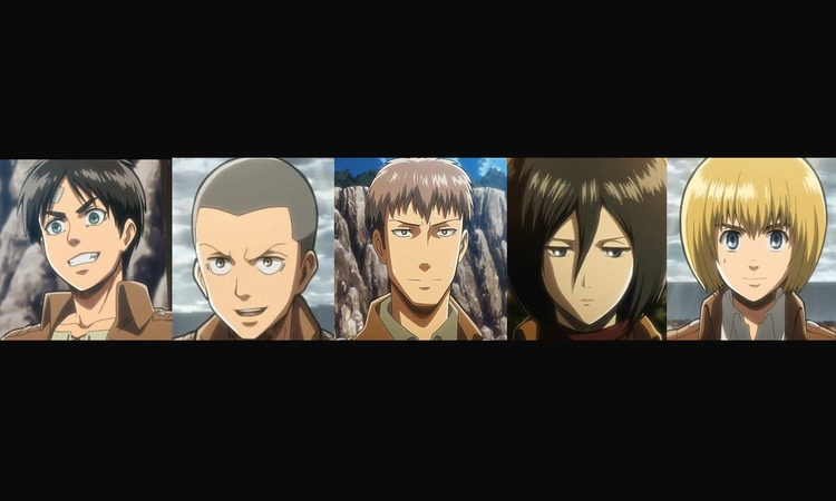 Attack on titan Radio Show - Voice actors play kings game - (Eren,Connie,Jean, Mikasa, Armin)- P1