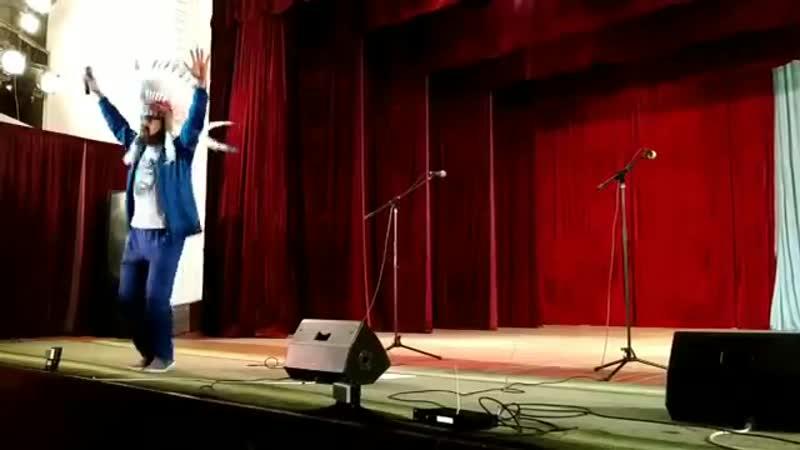 DZIDZIO - Я і Сара Новоукраїнський будинок культури ЦПК Ювілейний.