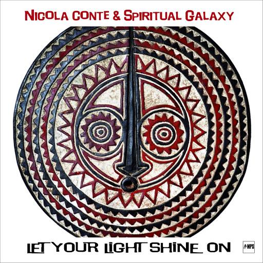 Nicola Conte альбом Let Your Light Shine On