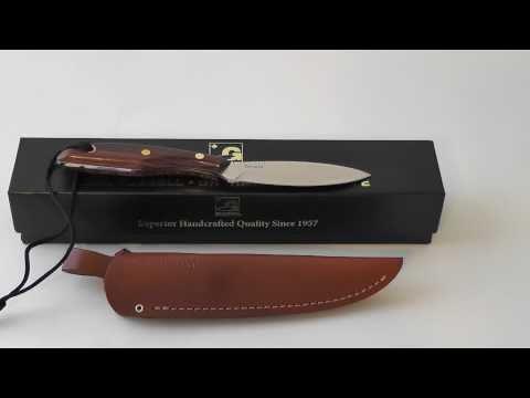 Grohmann Original Design Belt Knife