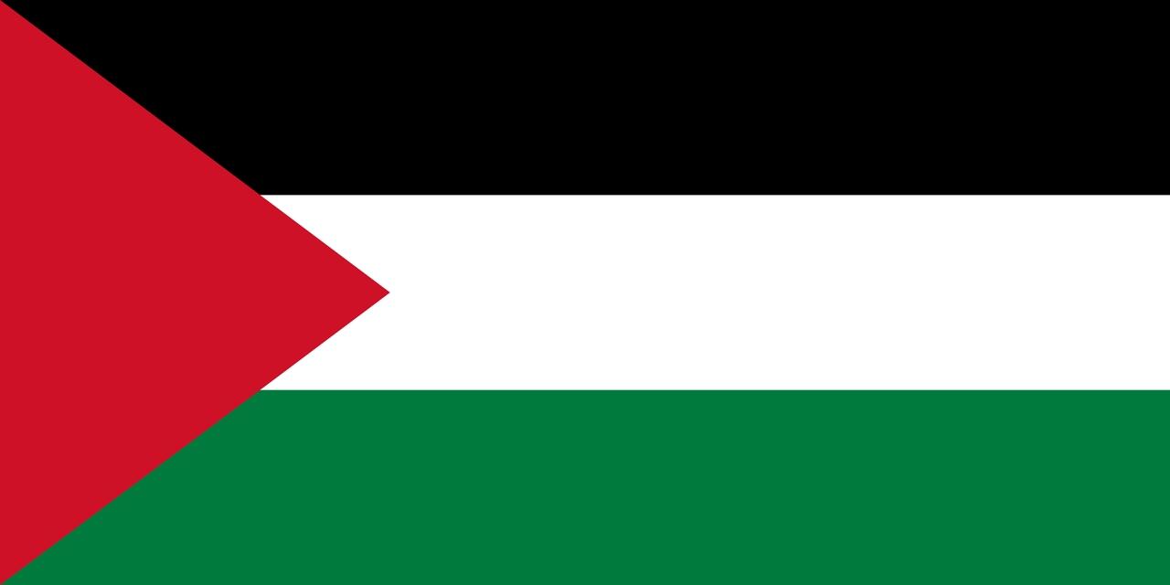 Флаг Палестина