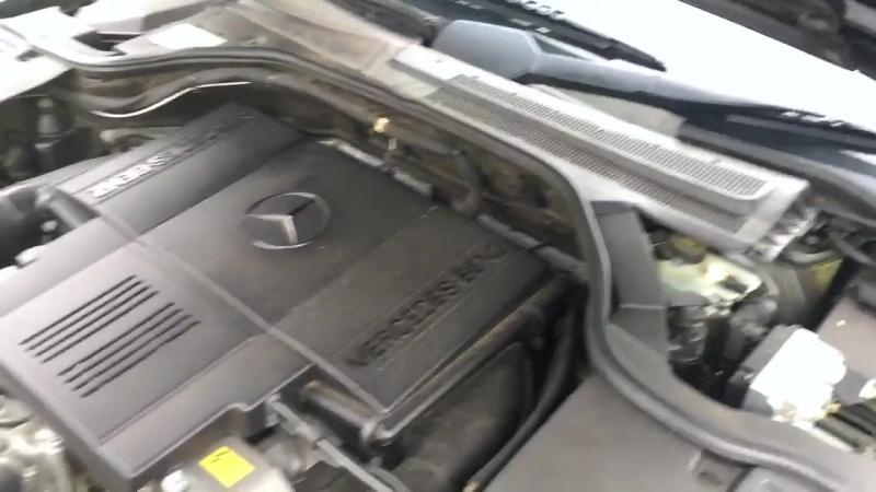 1998 Mercedes W140 S500 US-spec в Калифорнии