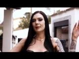 Marley Brinx - Throated Blowjob, Gonzo