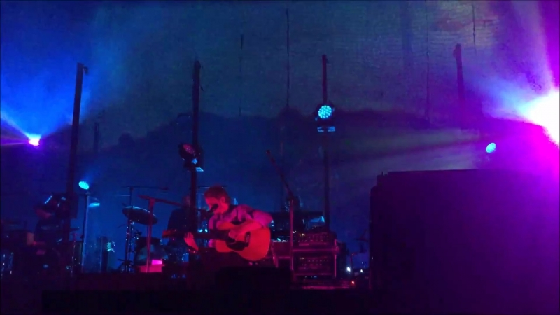 [21.09.2018] Ben Howard - Another Friday Night / Live @ Paramount Theatre, Seattle, WA (USA)