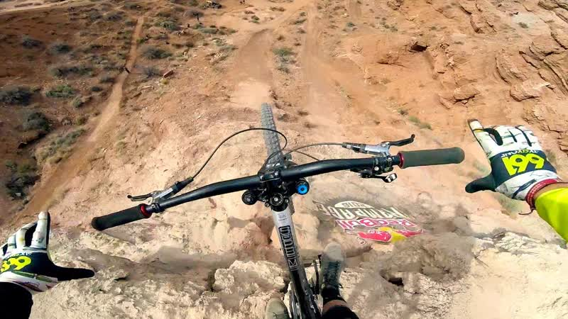 Deep House presents: GoPro Backflip Over 72ft Canyon - Kelly McGarry Red Bull Rampage [HD 720]