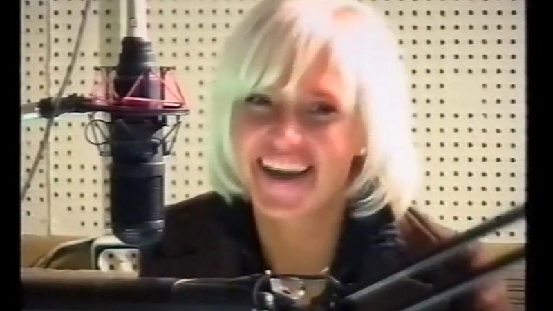 Глюк'oZa Глюкоза Интервью на радио в Серпухове 7 10 2005