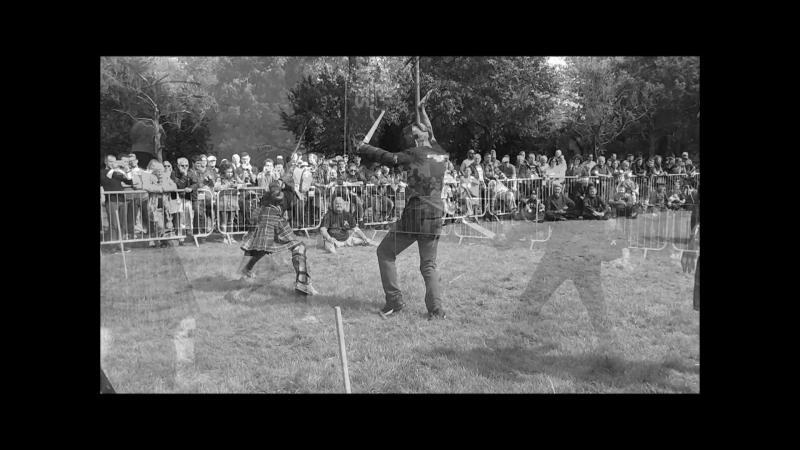 Highland Warrior Challenge - Triathlone