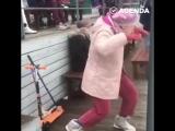 Бабушка танцует круче, чем ты в свои 20