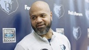 Coach Bickerstaff on Team's Ability to Win Basketball Games Fast