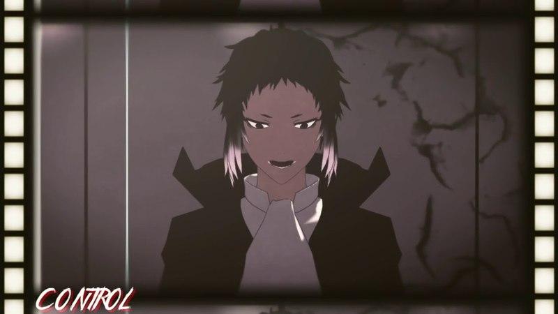 【MMD文スト】akutagawa Control