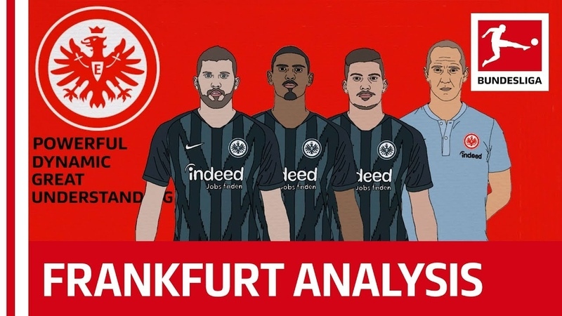Jovic, Rebic Haller - Eintracht Frankfurts Magical Triangle - Powered By Tifo Football