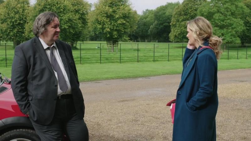 Шекспир и Хэтэуэй: Частные детективы [1 сезон, 1 серия] (Shakespeare And Hathaway: Private Investigators) озвучено GreenРай