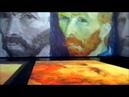 Ван Гог Письма к Тео Мультимедийная выставка фрагменты ARTPLAY