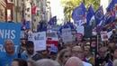 ВЛондоне полмиллиона человек вышли стребованием провести повторный референдум поBrexit Новости Первый канал