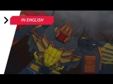 Transformers: Power Of The Primes — Episode 3 «Without Warning» 1080p Full HD