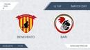 AFL18. Italy. Serie B. Day 12. Benevento - Bari