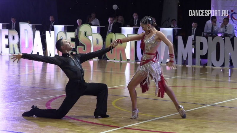 Dmitry Kulebakin - Daria Sviridenko RUS, Rumba | WDSF World Open Latin