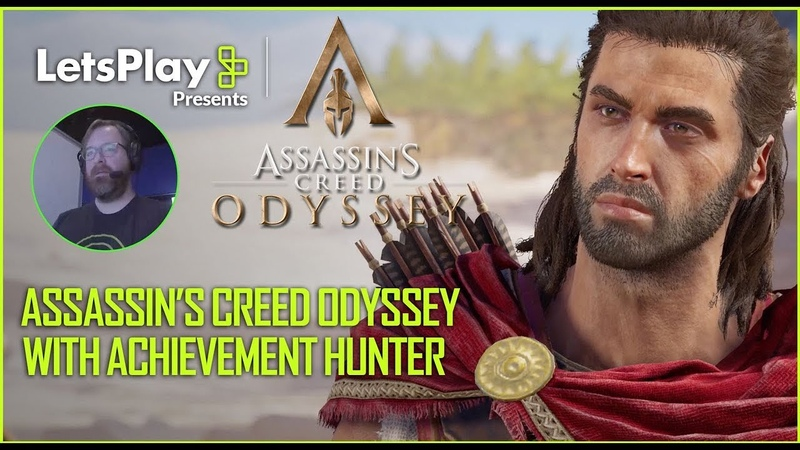 Assassin's Creed Odyssey: The Sacred Land Of Artemis | Let's Play Presents | Ubisoft [NA]
