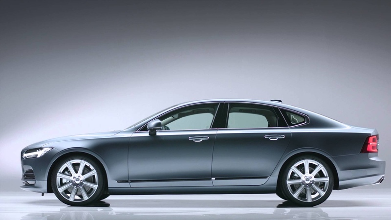The Beauty Of Simplicity Exploring The New Volvo S90