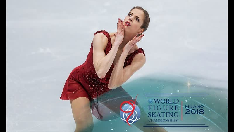 Carolina Kostner ITA Short Program Milano 2018