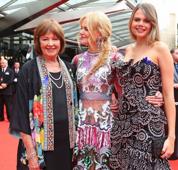 8th AACTA Awards в Сиднее Николь Кидман победила в номинации Лучшая женская роль второго плана фильм Стёртая личность (Boy Erased)Саймон