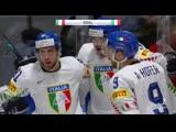 Гол Италии в ворота Австрии (10)
