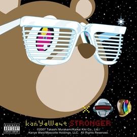 Kanye West альбом Stronger