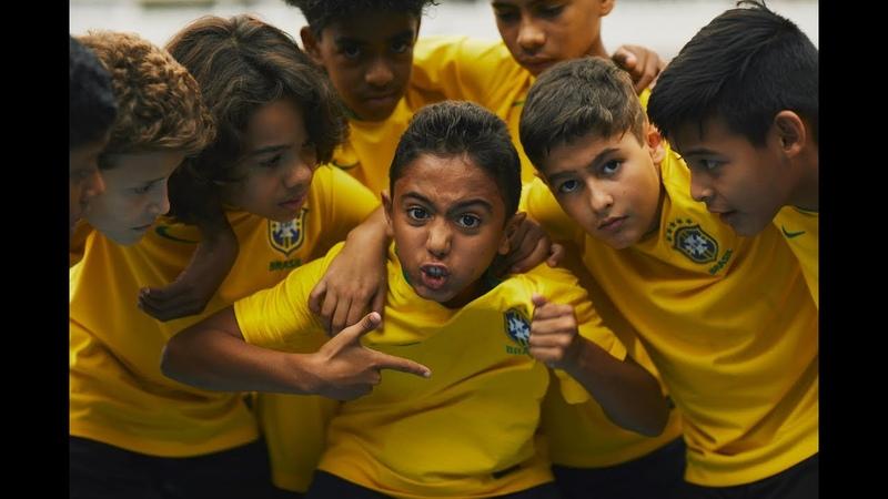 Nike Futebol Apresenta Vai na Brasileiragem