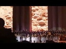 Сабина Мустаева cover Earth Song Michael Jackson (Open Air Tashkent)