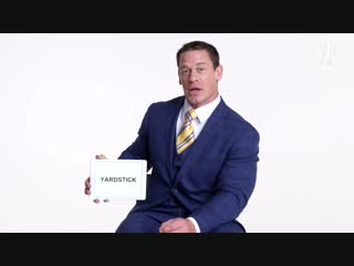 Trucker Slang with John Cena