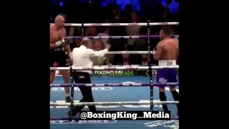 Tyson Fury - Sefer Seferi