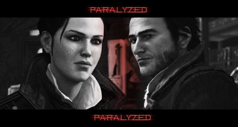 ❛ P A R A L Y Z E D ❜ | Evie Jacob Frye | Assassin's Creed Syndicate