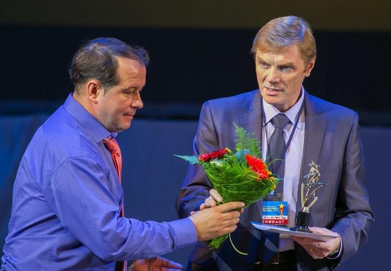 Преподаватель ТСЭК - лауреат спортивного форума                                                     «Звёзды Самарской губернии и России-2018»