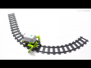 Rail Walker _ LEGO Technic