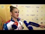 Александра Солдатова: «Мои болельщики и вся моя страна выступают вместе со мной»