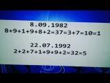 нумерология Как узнать свой код судьбы