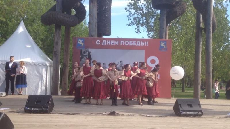 Танец Топотушки танцевальный коллектив Александра