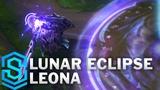 Lunar Eclipse Leona Skin Spotlight - League of Legends