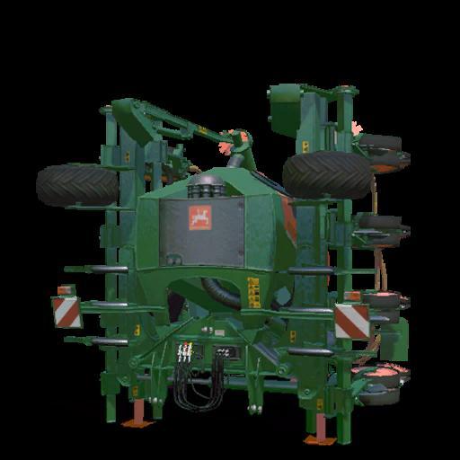 AMAZONE MULTIFRUCHT DIREKTSAAT 6M + DUNGEFUNKTION V1.0