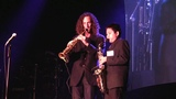 Kenny G and Austin G