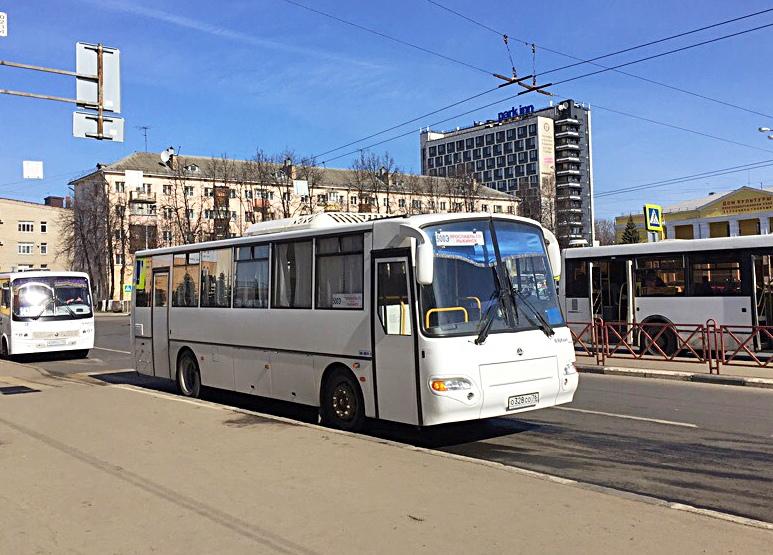Междугородний автобус №500э