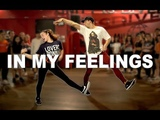 Drake - IN MY FEELINGS (Kiki) Dance Matt Steffanina ft Kaycee Rice