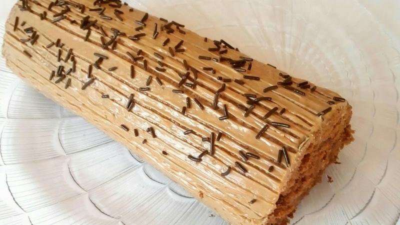 Шоколадный РУЛЕТ Շոկոլադե ռուլետ