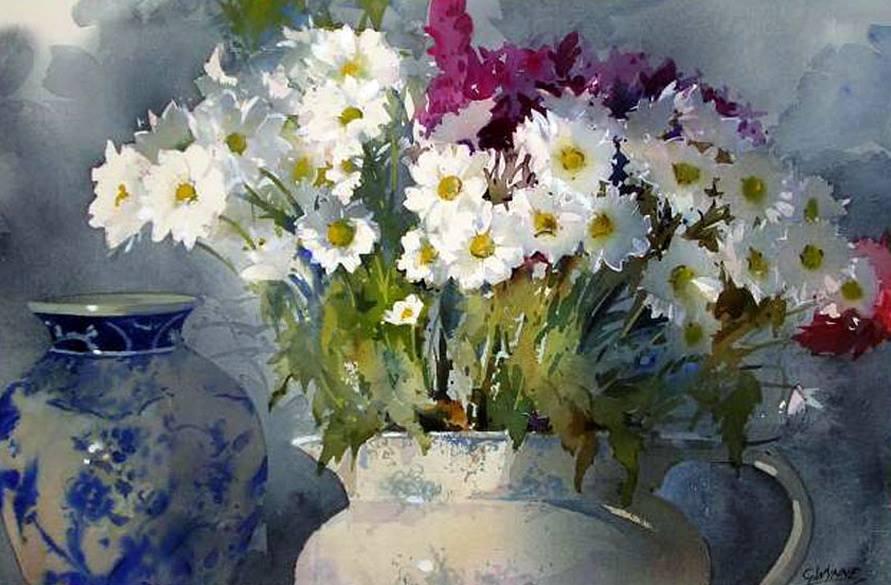 Geoffrey Wynne #акварель #watercolor