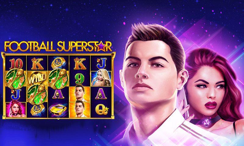 Обзор игрового автомата Football Superstar ( суперзвезда футбола )