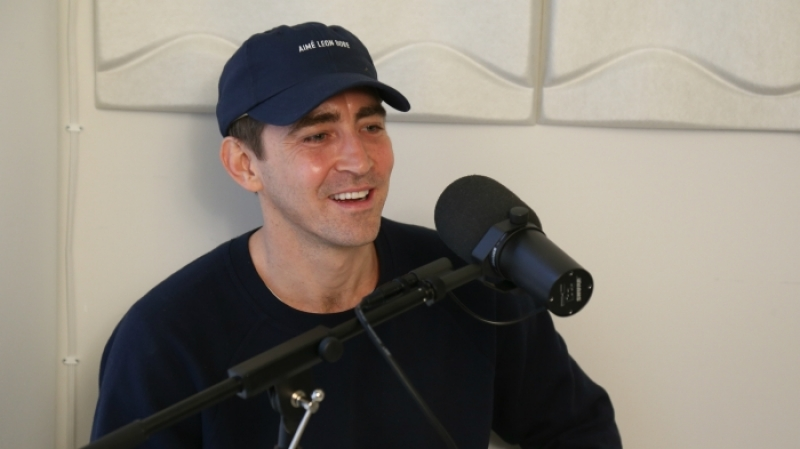 Lee Pace on The Bill Carter Interview May 28, 2018