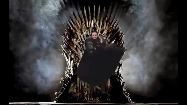 Game of Dragon Jon coub